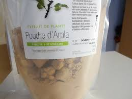 Soins cosmétiques bio, les avantages de la poudre d'Amla