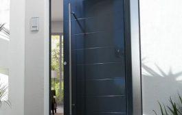 2 caractéristiques d'une porte bien construite